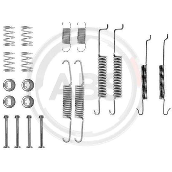 ABS All Brake Systems 9041 Kit Ganasce Freno