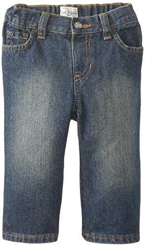 - The Children's Place Baby Boys' Bootcut Jean, Dry Indigo, 12-18 Months