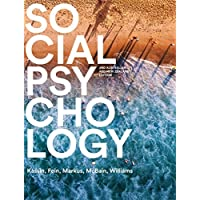 Social Psychology Australian & New Zealand Edition with Online Study Too ls 12 months