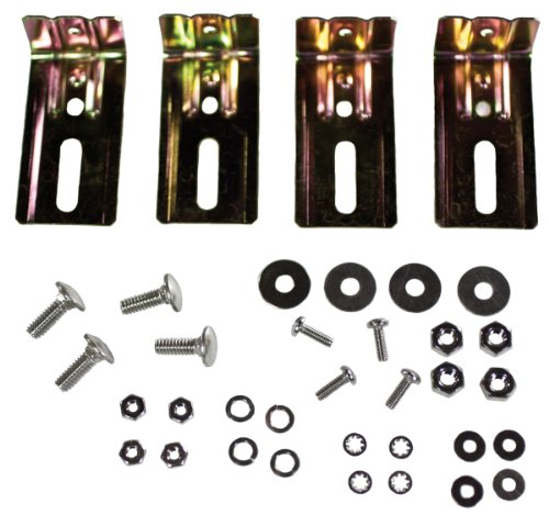 Ventmate 65213 Rubber Roof Mounting Kit (Rv Roof Installation Rubber)