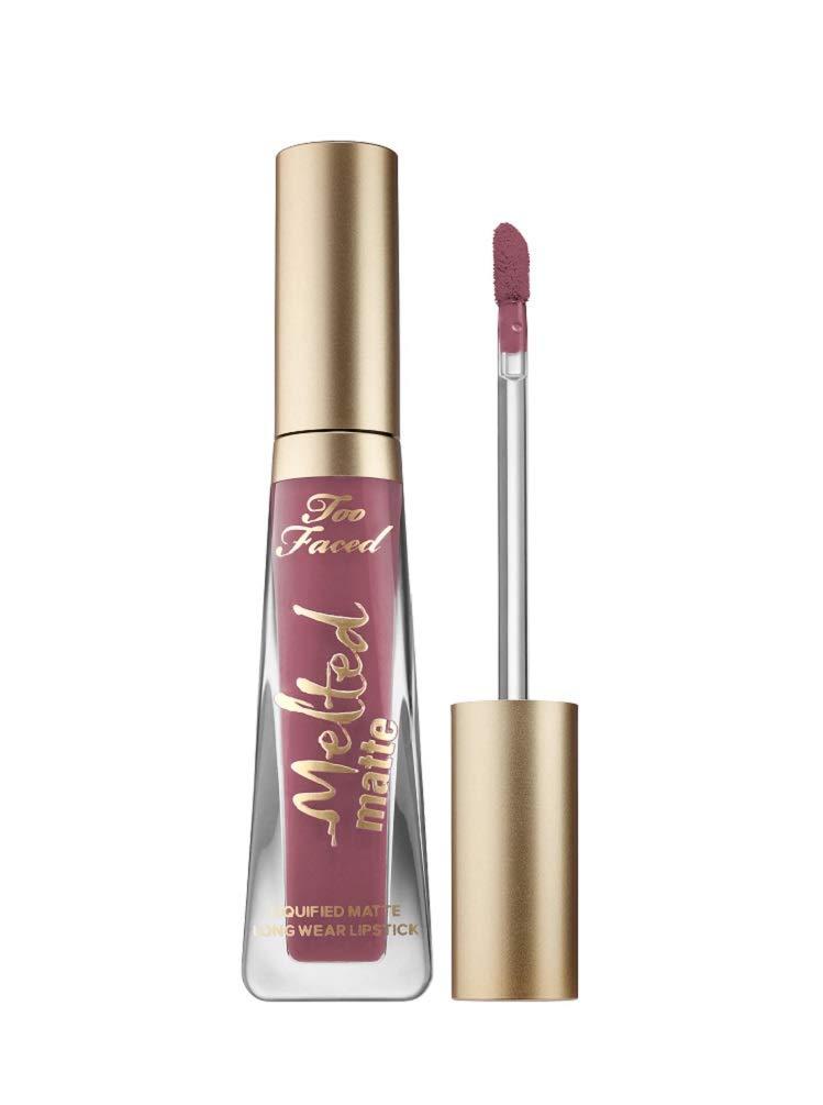 Too Faced Melted Matte Liquified Matte Long Wear Lipstick - Queen B