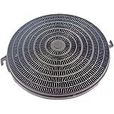 Filtre charbon x1 aft601w aft602w aft60420 aft642 chm189 hotte electrolux aft642x