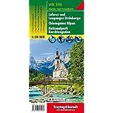 Freytag Berndt Wanderkarten, WK 393, Loferer und Leoganger Steinberge - Chiemgauer Alpen - Nationalpark Berchtesgaden, Wanderkarte 1:50.000 (freytag & berndt Wander-Rad-Freizeitkarten)