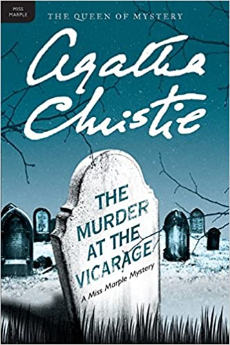 Image result for the murder at the vicarage