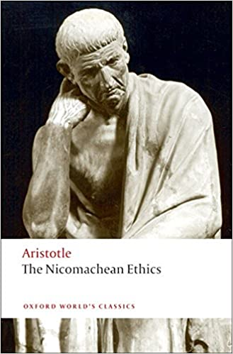 Image result for the nicomachean ethics oxford
