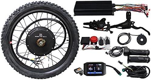 eBike DIY Conversion Tools Kit HalloMotor Electric Bicycle