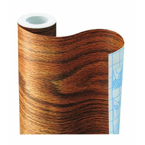 Ultra Honey Oak Adhesive Contact Paper by Kittrich Corporation (Image #1)