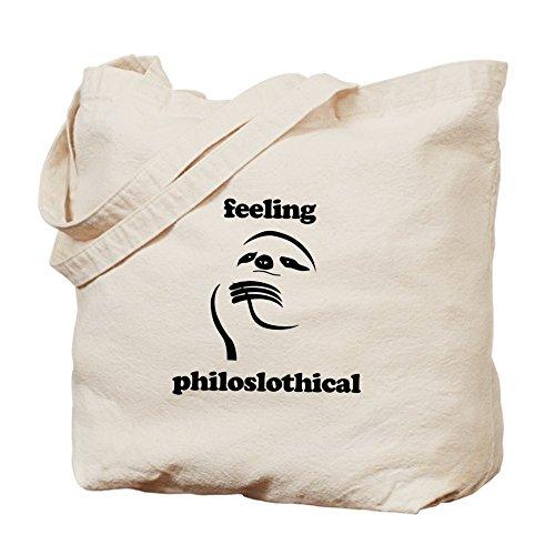 CafePress–Sensación Philoslothical–Tote Bag