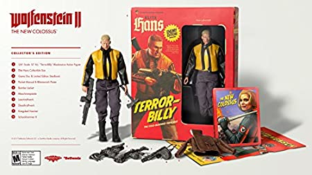Wolfenstein II: The New Colossus Collector's Edition - PlayStation 4