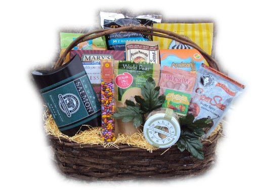 Depression Relief Mood Boosting Gift Basket by Well Baskets by Well Baskets