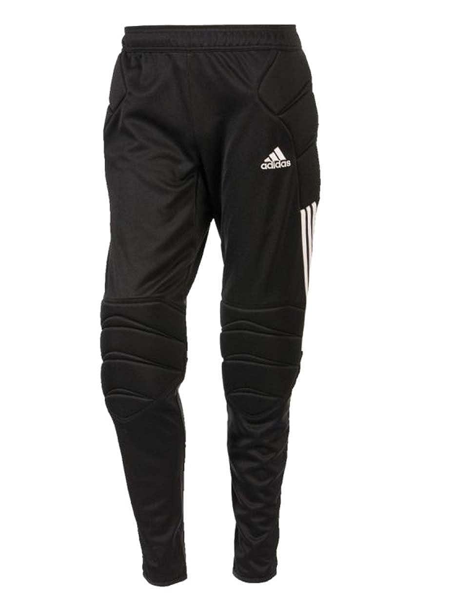 Adidas Youth Kinder Torwarthose Tierro GK Pants (schwarz weiß) (YM)