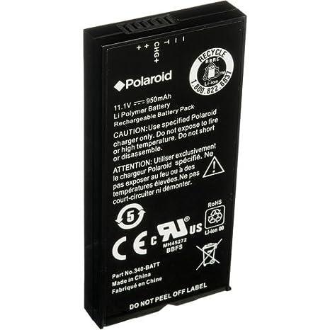 polaroid batteria