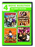 4 Movie Marathon: Teen Comedy Collection (Accepted / Wet Hot American Summer / Hamlet 2 / Bad Girls From Valley High) by Universal Studios