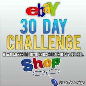 eBay 30 Day Challenge Audiobook