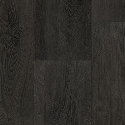 Skyforest WPC Vinyl Flooring | Durable, Water-Proof | Easy Install, Click-Lock | Plank SAMPLE by GoHaus