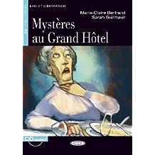Mystères au Grand Hôtel livre+cd