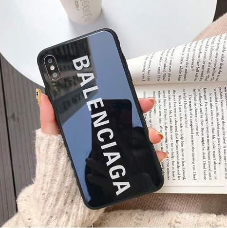 coque balenciaga iphone x