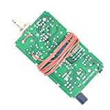 1PC 5V BH1417 9018 100M PLL 14 Frequency Optional FM Stereo Transmitter Module with 1M Soft Wire