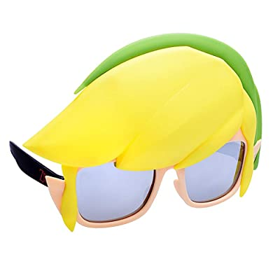 Sun-Staches Nintendo Legend of Zelda Lil' Characters Sahdes: Toys & Games