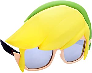 Sun-Staches Nintendo Legend of Zelda Lil' Characters Sahdes