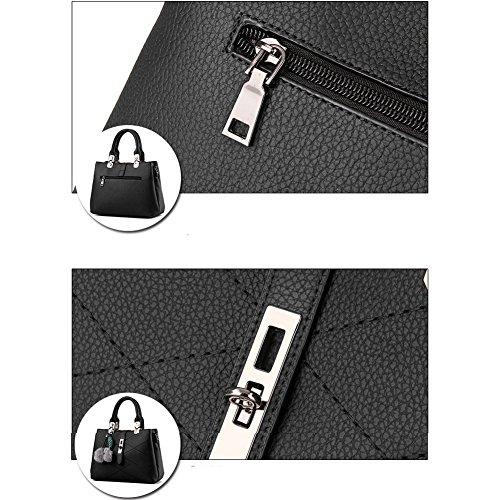 Bolsos Womens Para Bolsa Bag Mujeres Hombro Ladies Messenger Female Rosa De Paquete Handbag Shopper Ruiren Zxwd7xP