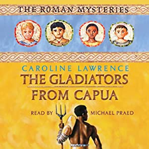 The Gladiators from Capua Hörbuch