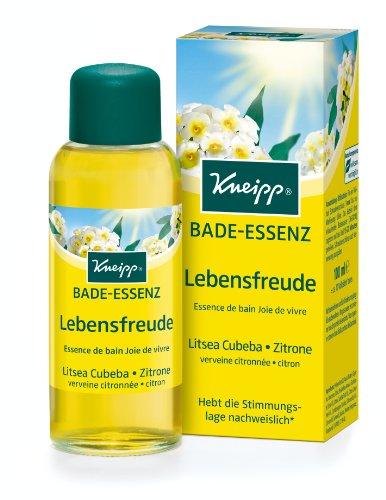 Kneipp Gesundheitsbad Lebensfreude Litsea Cubeba & Zitrone, 1er Pack (1 x 100 ml)