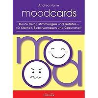 Mood Cards: Deute Deine Stimmung und Gefühle - für Klarheit, Selbstvertrauen und Gesundheit. 42 Karten mit Booklet.