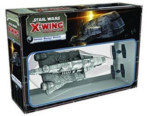 Fantasy Flight Games Star Wars X-Wing: Imperial Assault Carrier Expansion Pack -