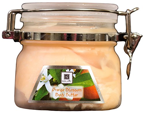 Orange Blossom Body Butter, 3oz