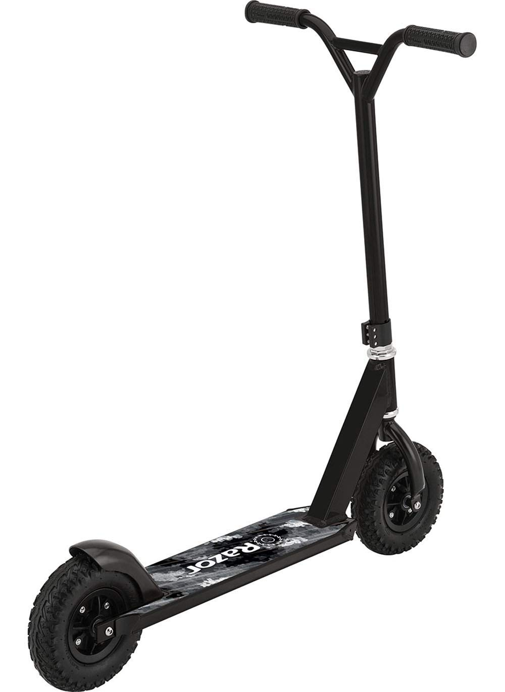 Amazon.com : Razor Label RDS Scooter, Black (Renewed ...