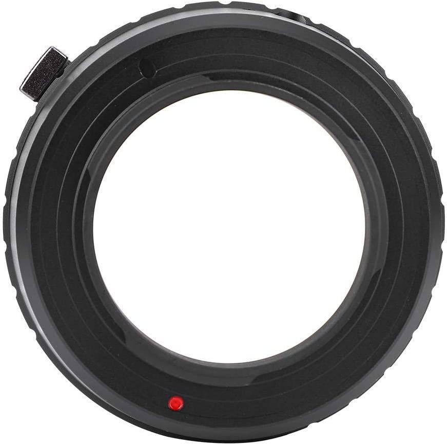 Bewinner Ring Converter for Camera,Manual Focus Lens Adapter Ring for PK Mount Lens to Fit for X-pro1 Series Camera,Compact Size and Easy to Carry