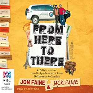 From Here to There Audiobook