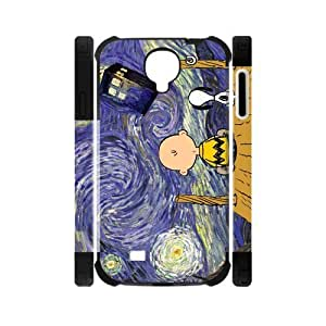 Canting_Good paintings Custom Dual-Protective Case Shell Skin for Samsung Galaxy S4 I9500 3D