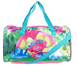 DreamWorks Trolls Kids Shoulder Bag Multicolored Duffel Bag