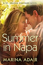 Summer in Napa (A St. Helena Vineyard Novel Book 2)