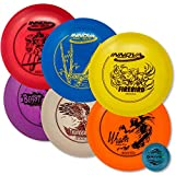 Driven Disc Golf - Advanced Players Pack (6 Disc Driver Set (Colors Vary))