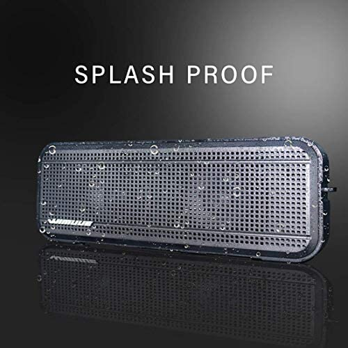 Bluetooth Speakers, WIMUUE 40W Loud Wireless Portable Speaker Built-in 8000mAh Power Bank, IPX6 Waterproof, TWS, TF Card, Equalizer, Bluetooth V5.0, Indoor & Outdoor 516x1EKwcnL