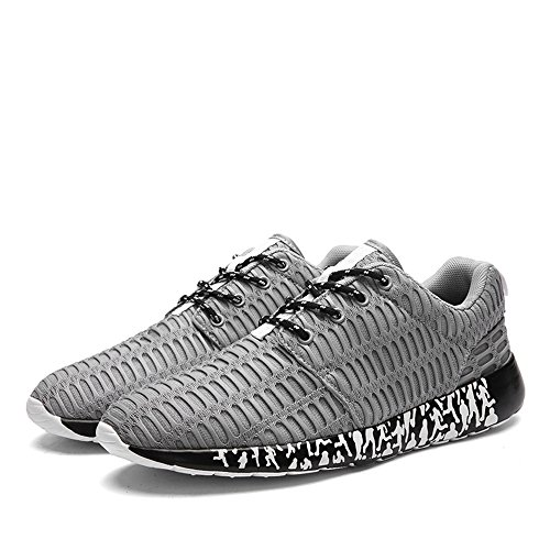 Sport Breathable Running Mens Grey New Summer Another Shoes Mesh Style 4Pw0xIvna