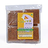 Leeve Dry Fruits Sweet Coconut Chikki - 400 Gram (0.88 lbs)