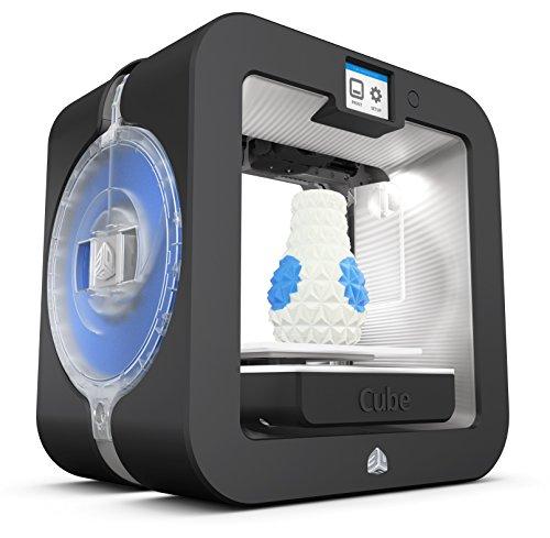 Cube 3 Printer, Grey: Amazon.com: Industrial & Scientific
