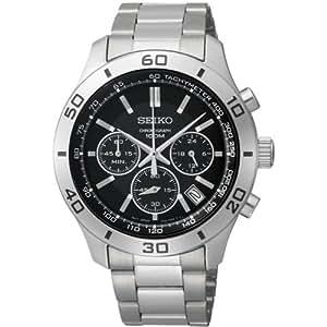 Seiko Chronograph Men's Quartz Watch SSB049