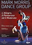 Mark Morris Dance Group: L'Allegro il Penseroso ed il Moderato