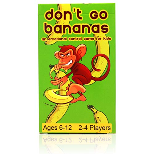 - Don't Go Bananas - A CBT Game for Kids to Work on Controlling Strong Emotions