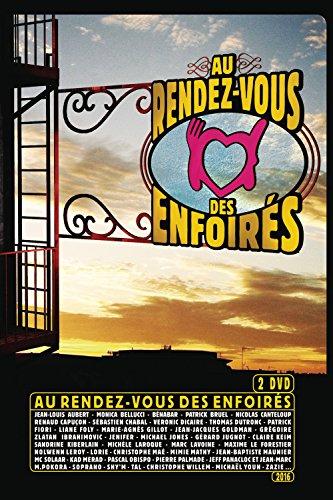 2016: Au Rendez-Vous Des Enfoirés - 2 DVD - Inclus le single