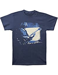 Allman Brothers Men's Duane Quote T-shirt Navy
