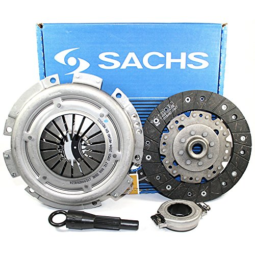 Disc Clutch Sachs - Sachs 311141025CMKIT 200mm Clutch Kit for VW Beetle