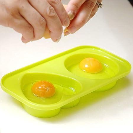 Yuaer 2 hornos de microondas para cocinar Huevos Huevos ...