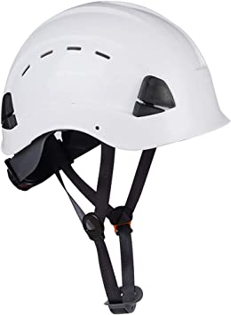 PPE Conforms to EN397 WHITE RHINOTEC HARD HAT SAFETY HELMET LIGHT WEIGHT