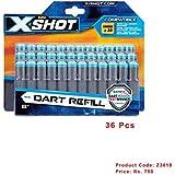 X-Shot 36 Dart Refill Pack